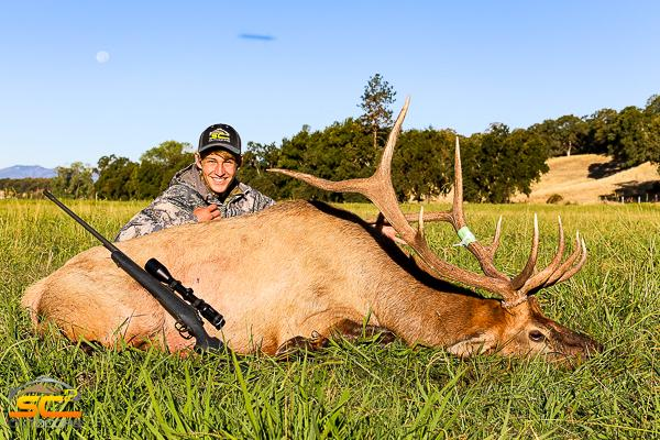Northeastern California Junior Elk Hunt with SC2 Outdoors