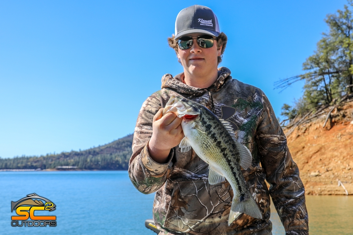 Sc2 Outdoors Bass Fishing Northern California Lakes Photo Gallery