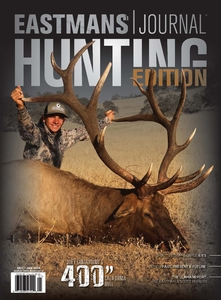 SC2 Outdoors Client Cover Story Eastmans Hunting Journal Issue 170
