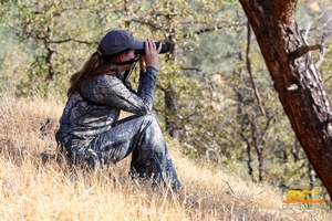 Shelley Chittim - Glassing For Hogs on an October Hunt